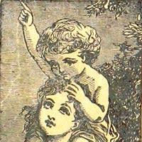 הספריה הבריטית - איורים בסגנון של פעם להורדה בחינם