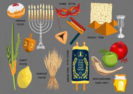 Jewish-Holidays-Icons-Set1-illustrator-S